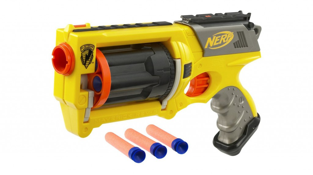Nerf N-strike Maverick REV-6