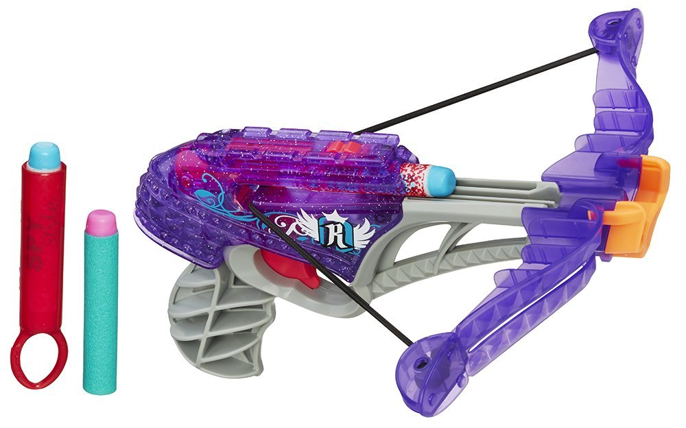 Nerf rebelle pas cher mini arbalete agent secret